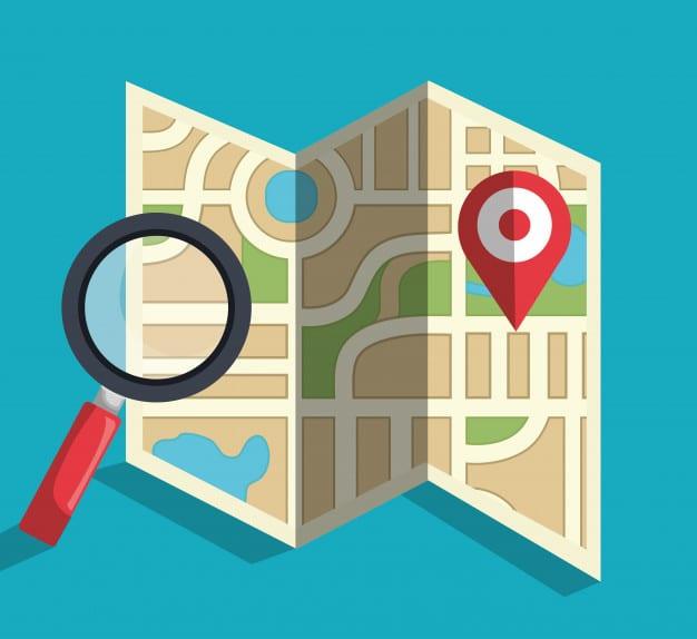 géolocalisation google my business